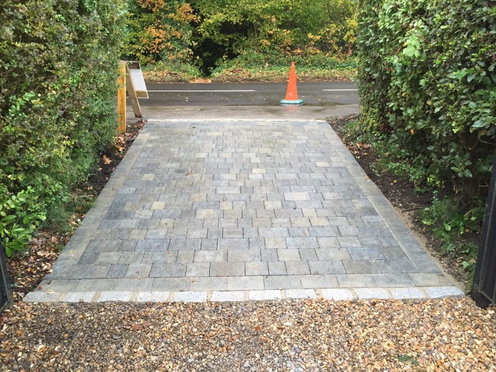 Farnham Driveway Installers