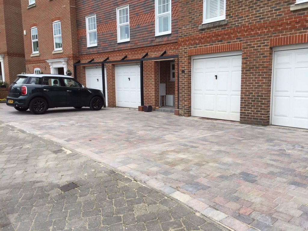 New Farnham Driveway