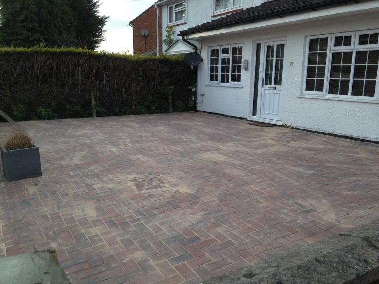 New driveway in Guildford