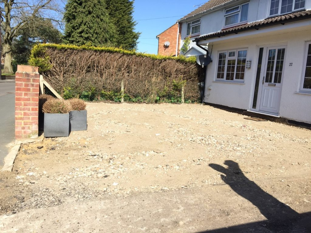 Driveway in Guildford